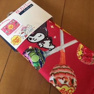 サンリオ(サンリオ)のサンリオ 枕カバー♡チュッパチャップスコラボ 新品(シーツ/カバー)