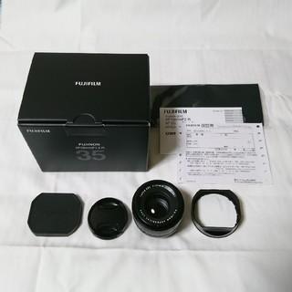 フジフイルム(富士フイルム)の【メーカー保証あり】FUJIFILM  XF35mmF1.4 R(レンズ(単焦点))