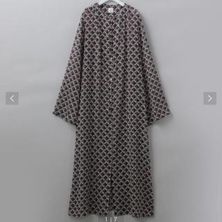 BEAUTY&YOUTH UNITED ARROWS - 6(ROKU)SQUARE PRINT DRESS/ワンピース