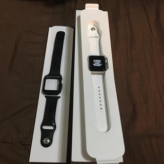 アップルウォッチ(Apple Watch)のApple Watch sport model第2世代 38ミリ(その他)