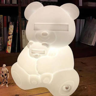 アンダーカバー(UNDERCOVER)の新品 undercover bear floor lamp (フロアスタンド)