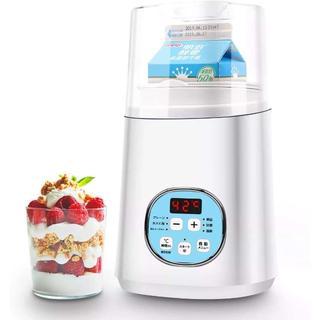 【新品未使用】ヨーグルトメーカー 牛乳パック対応 1000ml容器
