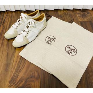 Hermes - エルメス HERMES スニーカー メンズ 靴 オリンピック