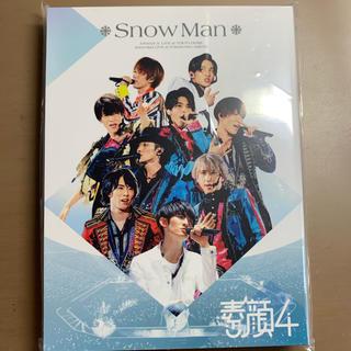 Johnny's - 素顔4 SnowMan盤 即購入可