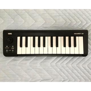 コルグ(KORG)のKORG MICROKEY2-25 AIR MIDIキーボード(MIDIコントローラー)