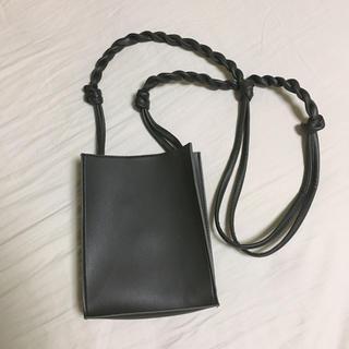 BEAUTY&YOUTH UNITED ARROWS - import*mini shoulder bag /  black