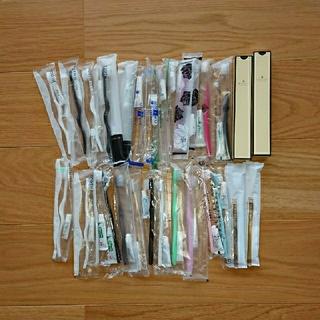 ホテルアメニティ歯ブラシ(歯ブラシ/デンタルフロス)