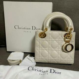 Christian Dior - Dior Lady Dior ディオール レディ ディオール ミニ