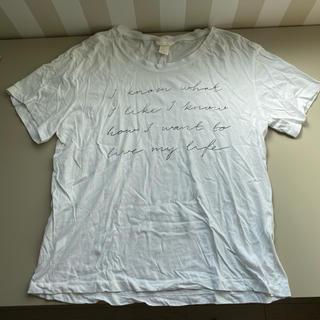 エイチアンドエム(H&M)のTシャツ 安室奈美恵 H&M 【送料込】(Tシャツ(半袖/袖なし))