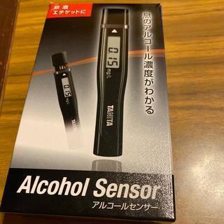 タニタ(TANITA)のアルコールセンサー TANITA  HC-213S(口臭防止/エチケット用品)