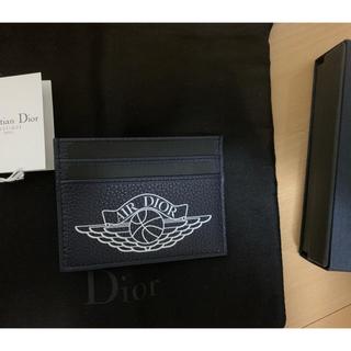 クリスチャンディオール(Christian Dior)のAIR Dior カードケース(名刺入れ/定期入れ)