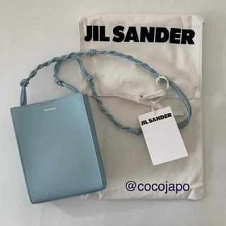 ジルサンダー(Jil Sander)の完売 新品 JIL SANDER TANGLE バッグ スモール ライトブルー(ショルダーバッグ)