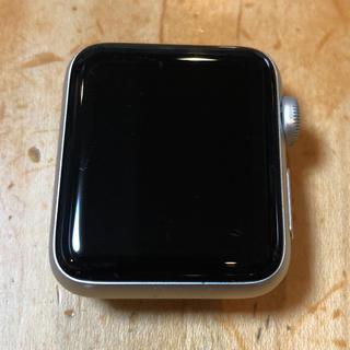 アップルウォッチ(Apple Watch)のAPPLE WATCH  series 2 NIKE+ 38mm 本体のみ(その他)