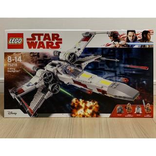 Lego - レゴ LEGO スター・ウォーズ Xウィング・スターファイター 75218