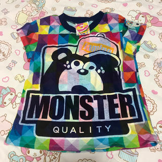 JAM - JAM Tシャツ レインボー100