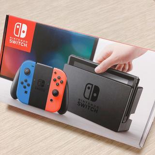 Nintendo Switch - 任天堂Switch 本体 [中古]