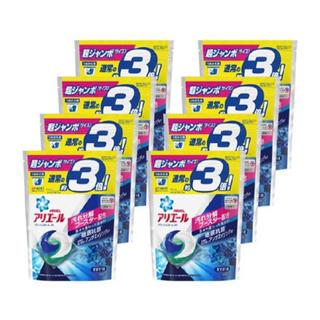 ピーアンドジー(P&G)のアリエール リビングドライジェルボール3D 超ジャンボ 46個入り×8袋(洗剤/柔軟剤)