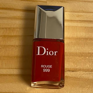 クリスチャンディオール(Christian Dior)のディオール ヴェルニ 999 ルージュ 999(マニキュア)