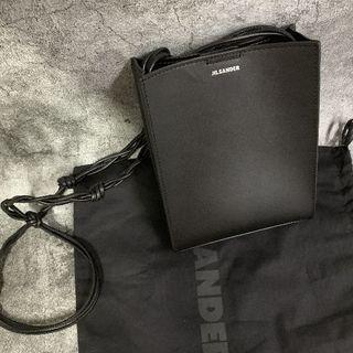 ジルサンダー(Jil Sander)のJIL SANDER tangle small leather bag(ショルダーバッグ)