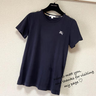 BURBERRY - 【バーバリーチルドレン】ノバチェックTシャツ 12Y