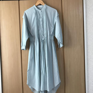 mina perhonen - ミナペルホネン little rain ワンピース 羽織りにも、、38