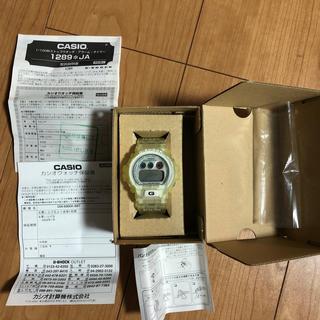 ジーショック(G-SHOCK)のG-SHOCK DW-6900K-8BT 未使用 ジャンク品(腕時計(デジタル))