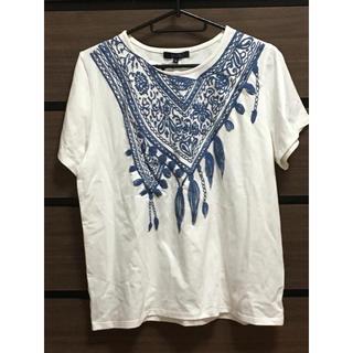 ロペ(ROPE)の【未使用】ROPE 半袖(Tシャツ(半袖/袖なし))