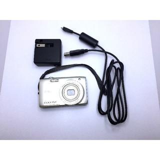 ニコン(Nikon)のNikon COOLPIX S3100 デジタルカメラ 箱なし 充電器有(コンパクトデジタルカメラ)