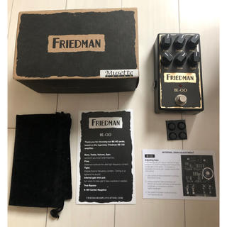 FRIEDMAN BE-OD フリードマン(エフェクター)