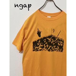 エヌジーエーピー(NGAP)のngap Tシャツ / SKOLOCT(Tシャツ/カットソー(半袖/袖なし))