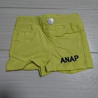 アナップキッズ(ANAP Kids)のANAPのショートパンツ 90cm(パンツ/スパッツ)