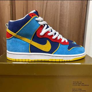 NIKE - Nike Dunk High Sb Mr.Pacman