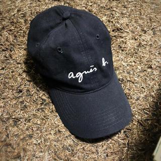 アニエスベー(agnes b.)のagnes b.アニエス・ベー 帽子 キャップ(キャップ)