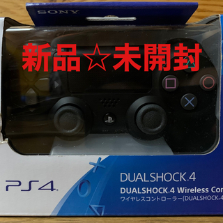 SONY - DUALSHOCK4 純正 ワイヤレスコントローラー