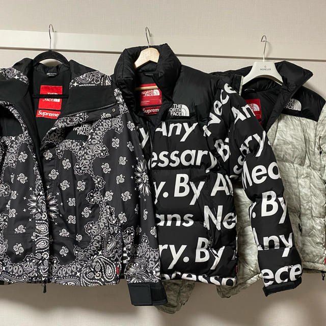 Supreme(シュプリーム)のsupreme ヌプシ メンズのジャケット/アウター(ダウンジャケット)の商品写真