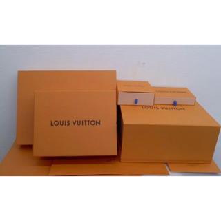 ルイヴィトン(LOUIS VUITTON)のルイヴィトン  箱(ショップ袋)