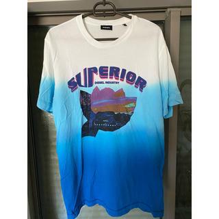 ディーゼル(DIESEL)のDISEL メンズ tシャツ(Tシャツ/カットソー(半袖/袖なし))