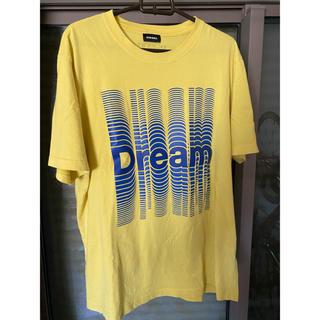 ディーゼル(DIESEL)のDISEL dream tシャツ(Tシャツ/カットソー(半袖/袖なし))