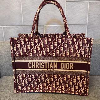 ディオール(Dior)のディオール トートバッグ トロッター(トートバッグ)