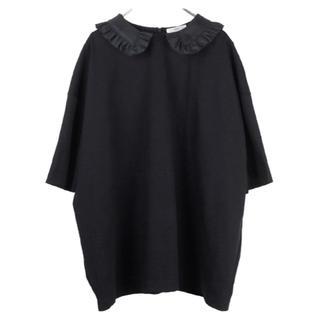 ドゥロワー(Drawer)の20SS  yori フリル襟ビッグTシャツ(Tシャツ/カットソー(半袖/袖なし))