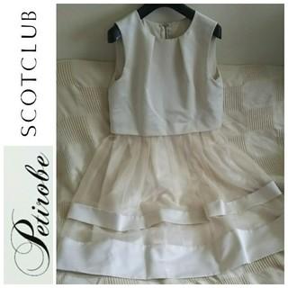 スコットクラブ(SCOT CLUB)のスコットクラブ系列⭐️Petirobe⭐️ワンピース ドレス(ひざ丈ワンピース)