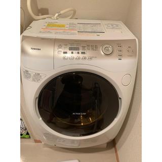 東芝 - 東芝ドラム式洗濯乾燥機9.0Kg TW-Z400L