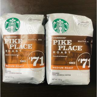 コストコ(コストコ)のコストコ スタバ コーヒー 2袋!(コーヒー)