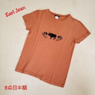 アールジーン(Earl Jean)のEarl Jean  アールジーン プリント Tシャツ ★(Tシャツ(半袖/袖なし))