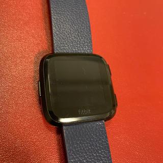 fitbit versa(腕時計(デジタル))