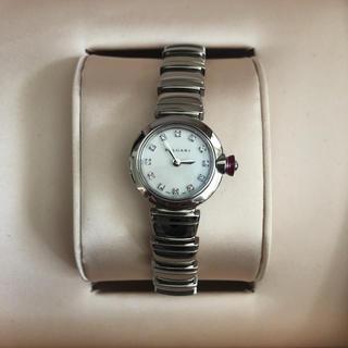 ブルガリ(BVLGARI)のブルガリ ピッコラルチェア 腕時計 レディース ダイヤ(腕時計)