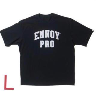 ワンエルディーケーセレクト(1LDK SELECT)のエンノイ ENNOY PRO TEE  NAVY L ネイビー 紺(Tシャツ/カットソー(半袖/袖なし))