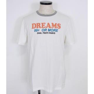 マルタンマルジェラ(Maison Martin Margiela)のMAISON MARGIELA プリントT(Tシャツ/カットソー(半袖/袖なし))