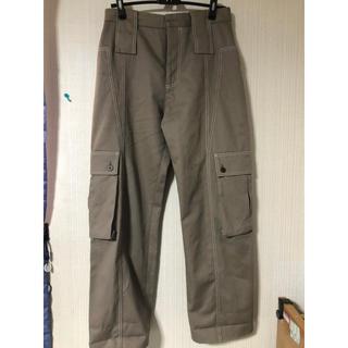 ジョンローレンスサリバン(JOHN LAWRENCE SULLIVAN)のcharles jeffrey loverboy cargo pants 28(ワークパンツ/カーゴパンツ)