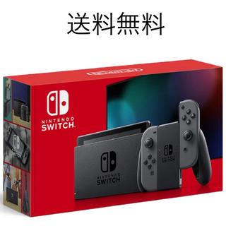 Nintendo Switch - 新品 新型 ニンテンドースイッチ 本体 Joy-Con(L)/(R) グレー